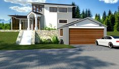 4 Bed + Garage Under Design:256