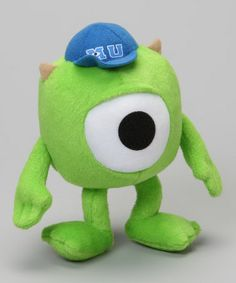 Take a look at this Monsters University Mike Wazowski Pop! Plush Toy by Monsters University on #zulily today!