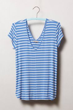Elementary V-Neck / Anthropologie