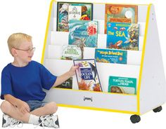 Rainbow Accents® Pick-a-Book Stands