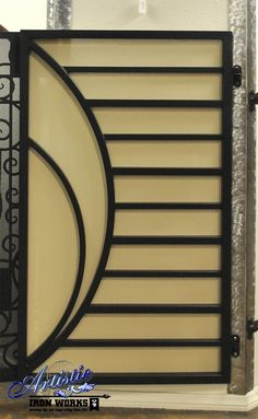 New Design SG0486 - Wrought Iron Gate
