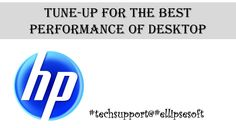 {#EllipsesoftTechSupport} #PCsupport A Healthy #desktop Is Your Best #Work Companion! Call Toll Free:1-888-333-9003