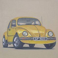 """SP 1600"" Küçük İşler Serisi  Tuval Üzerine Akrilik Boya / Arcylic On Canvas 25 x 25 cm  2015 (o)\__!__/(o) sahibinden satılık az kullanılmış wosvos  350tl #woswos #wos #voss #_vosvos_ #vostosya #volkswagen #_vostagram_ #vosvosumolmadanasla #vosvosaski #vostagram #beetle #kafer #vwaşk #Ilovevw #instavosvos #painting #pintura #acrylicpainting #acryliconcanvas #newphotorealism #autoart #fineart #art#miniart #geleridesen #yildirimince"