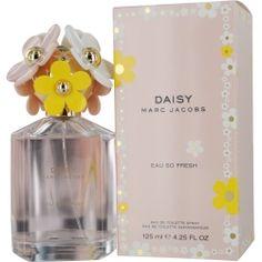 Marc Jacobs Daisy Eau So Fresh Eau De Toilette Spray 4.2 oz by Marc Jacobs