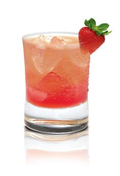Wild Strawberry Sunrise    2 oz. SKYY Infusions Wild Strawberry  1 oz. Orange juice  ½ oz. Grapefruit Juice  ½ oz. Lime juice  ½ oz. Simple Syrup  ¼ oz. Grenadine    Shake all ingredients except grenadine. Pour liquid over ice in a rocks glass. Drizzle grenadine at the end.