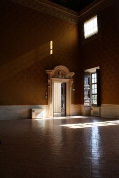 European Architecture: Palazzo Barberini - architects Carlo Maderno, Francesco Borromini and Gian Lorenzo Bernini, Rome, Italy (by mauriziosacco)