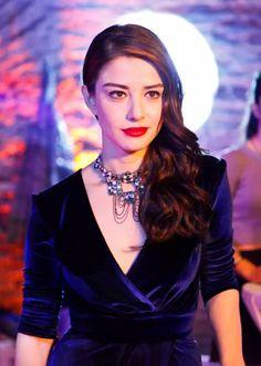 Özge Gürel, Turkish Actress