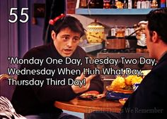 Thursday... The 3rd Day
