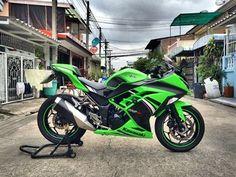 Kawasaki Ninja300 2014 ABS