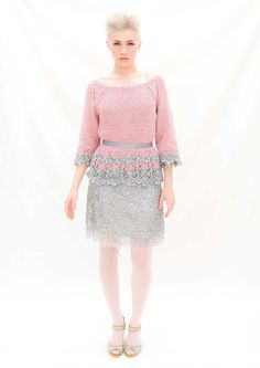 Louisa Harding Patterns - Dahlia @ Knit One Purl One