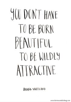 {WISE WORDS} BEAUTIFUL
