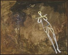 Sir Sidney Nolan 1917–1992 Title In the Cave Date 1957 Medium Polyvinyl acetate paint on hardboard Dimensions Support: 1219 x 1524 mm Collection Tate Sir Sidney Nolan 'In the Cave', 1957 © The estate of Sir Sidney Nolan. All Rights Reserved 2010 / Bridgeman Art Library