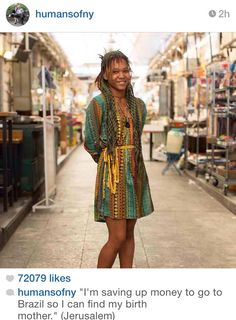 Humans of New York on insta