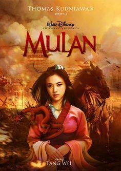 Tang Wei as Mulan
