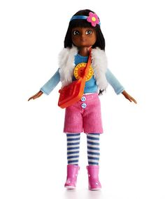 Love this Branksea Festival Lottie Doll on #zulily! #zulilyfinds