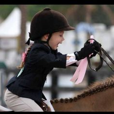 This is the only way I will have children.  If they ride