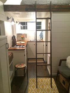 Thompson Tiny House, 160sq.ft.