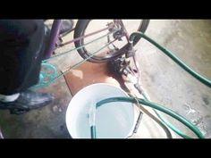 Bomba de agua casera sin electricidad INVENTOS CASEROS INGENIOSOS