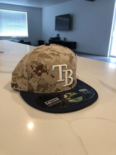 8424cb3446e Tampa Bay digital camo baseball hat 7 1 4  fashion  clothing  shoes