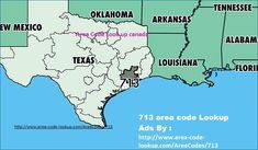 #713areacode derives from Houston and it is a telephone code of Houston and was established in north american numbering plans.