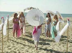 Like the umbrellas