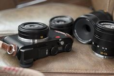 With a focal lengths ranging from 17mm to 200 mm the lenses of the Leica APS-C System offer infinite opportunities for all types of creative photography. Learn more by following the link in bio.  #LeicaCamera #Leica # #leicagram #LeicaCL #OskarsLegacy #cameraporn  via Leica on Instagram - #photographer #photography #photo #instapic #instagram #photofreak #photolover #nikon #canon #leica #hasselblad #polaroid #shutterbug #camera #dslr #visualarts #inspiration #artistic #creative #creativity