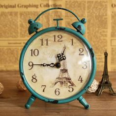 An antique clock is the essential decoration of your home. http://www.aliexpress.com/store/product/Wholesale-Metal-American-desk-clock-as-home-decoration-silent-movement-fashion-antique-craft-simpleness-and-liberality/1229042_1805848977.html