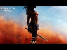 Mirá el increible primer trailer  de Wonder Woman.  (vía https://www.youtube.com/watch?v=5lGoQhFb4NM) Source: youtube.com