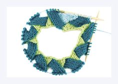 The Basics of Entrelac Knitting  from www.dummies.com/how-to