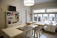 Sewing Room Idea - Google Search