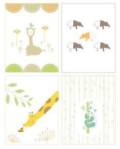 Very cute illustrations by Tomoko Maruyama