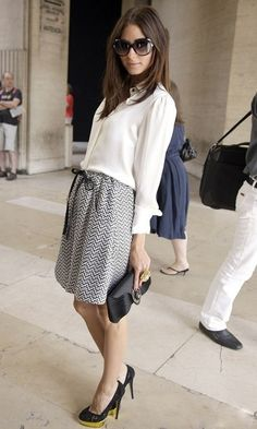 22 Awesome Spring Work Outfits For Girls | Styleoholic