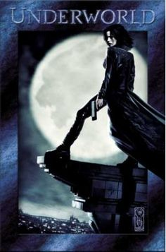 Underworld will always be my all time favorite movie ever made. Kate Beckinsale is a bad ass!