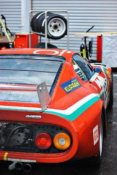 Ferrari 512 BB By Fabrice Staszak