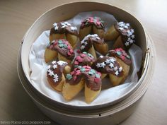 """""""Chinese Christmas Cookies"""" = Pimped Fortune Cookies :)"""