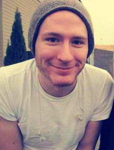 Adam Young - Owl City! okay, he may be old compared to me but just look at him! :)))))))) he's freakin adorable