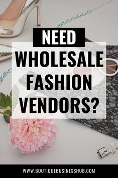 Fill your boutique inventory with quality wholesale clothing vendors for online fashion boutiques. Wholesale Boutique Clothing, Online Fashion Boutique, Wholesale Fashion, Wholesale Jewelry, Boutique Names, My Boutique, Boutique Ideas, Starting An Online Boutique, Selling Online