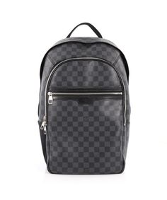 8a96609348ea LOUIS VUITTON PRE-OWNED  MICHAEL BACKPACK DAMIER GRAPHITE.  louisvuitton   bags  backpacks