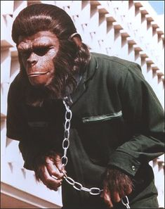 PLANET OF THE APES PHOTO GALLERY #01
