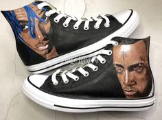392b0aec783a XXXTentacion tribute sneakers shoes · Excited to share this item from my   etsy shop  Custom Painted XXXTentacion tribute inspired