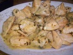 POLLO AL AJILLO EN THERMOMIX (PASO A PASO), foto 2 Recetas Monsieur Cuisine Plus, Food N, Turkey Recipes, Tapas, Low Carb, Cooking Recipes, Lunch, Chicken, Healthy