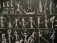 predynastic egyptian art | EGYPT ART: The Early Naqada Culture