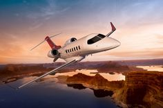 Luxury private jets, fly in style
