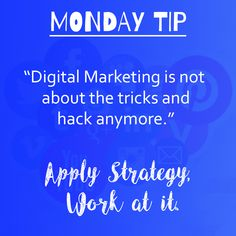 It's not about the trick and the hack anymore. Internet Marketing Company, Content Marketing, Digital Marketing, Competitor Analysis, Monday Motivation, Awesome, Amazing, The Creator, Entrepreneur