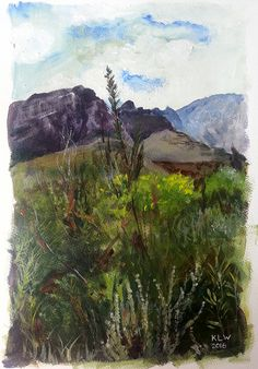 South African Artists, Nature Reserve, Painting, Painting Art, Paintings, Paint, Draw