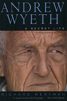 Andrew Wyeth: A Secret Life by Richard Meryman http://www.amazon.com/dp/0060929219/ref=cm_sw_r_pi_dp_sC9Tvb0H1DQWK