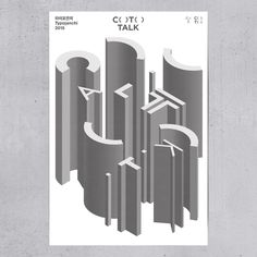 Brand identity and poster design for C( )T( ) – Typojanchi 2015 by Studio fnt, South Korea