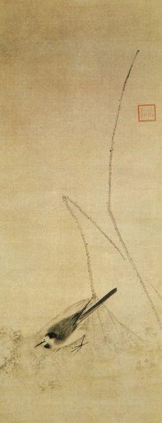 牧溪法常 Muqi Fachang / Muxi Fachang (1210?-1269?)
