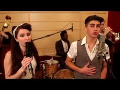 Say Something - Jazz / Soul A Great Big World Cover ft. Hudson Thames - YouTube