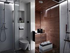 04-2015-interior-home-decoration-scandinavia-finnish-interior-lessismore-photo-krista-keltanen-10 Laundry In Bathroom, Love Home, Room Interior, Tiny House, Architecture Design, Toilet, Sweet Home, Modern, Bathroom Ideas